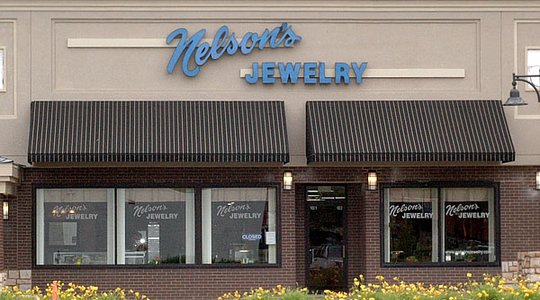Nelson's Jewelry - One Crystal Lake Plaza